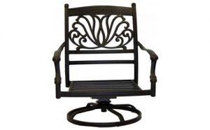 Ariana Swivel Club Chair